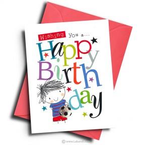 Birthday Card -07