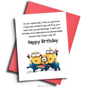 Birthday Card -16