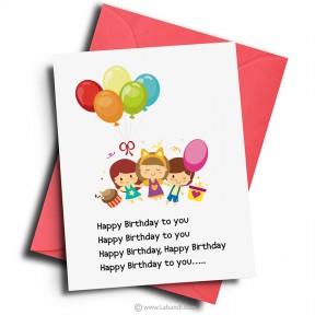 Birthday Card -19