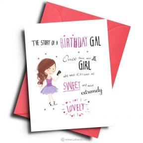 Birthday Card -20
