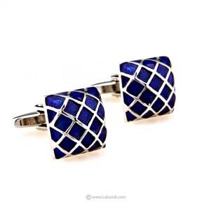 Peluche Blue Premium Cufflinks