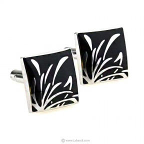 Trendy Enamel Cufflinks