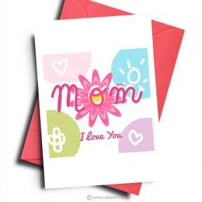 Card for MOM -01