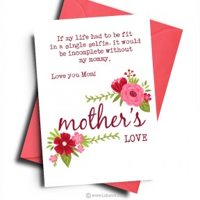 Card for MOM -04