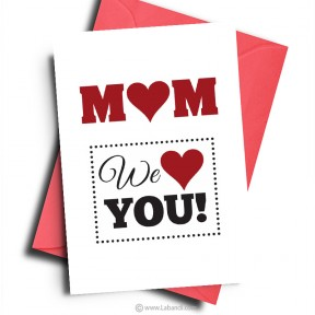 Card for MOM -06