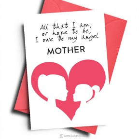 Card for MOM -08