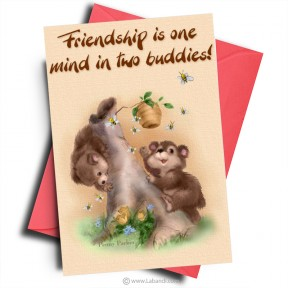 Friendship Card -12