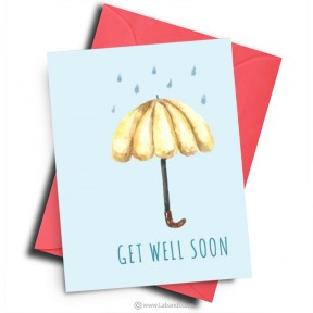 Get Well Soon Card -19