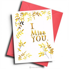 Miss You Card -08