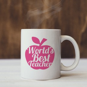 Teacher's Day Mug 04