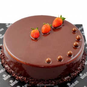 Chocolate Mousse Cake