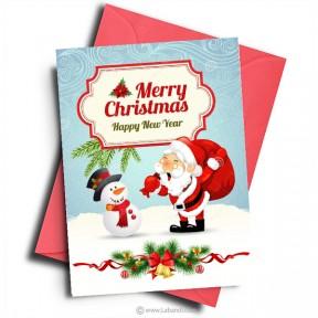 Christmas Card -08