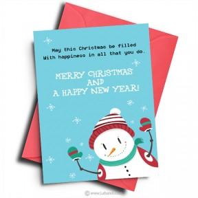 Christmas Card -09
