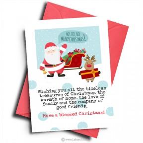 Christmas Card -11