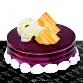 Blueberry Magic Gateau