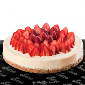 Strawberry Rich Baked...
