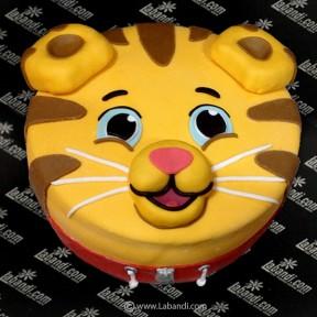 Tiger Cub Cake - 2.2lb
