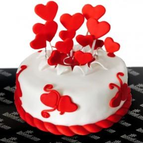 Sparkling Love Cake - 2.2lb