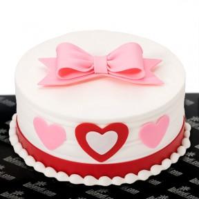 Vanilla Sensation Cake