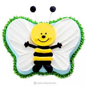 Bee Hug Cake - 3.9 lbs (1.7Kg)