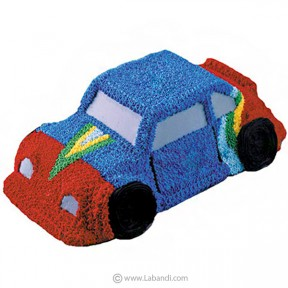 Fond of Cars Cake - 2lbs