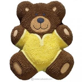Toddler Bear Cake - 4.2 lbs