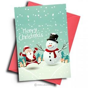 Christmas Card -16