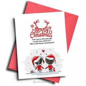 Christmas Card -18