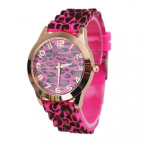 Leopard Print Fashion Wrist...