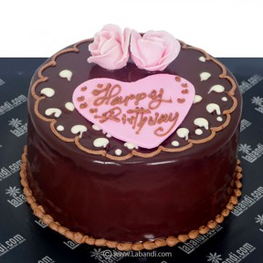 Choco B'day Delight Cake -...