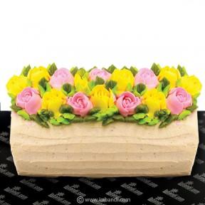 Garden Of Roses Cake