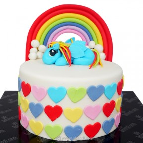 My Little Pony Cake - 2.2lb