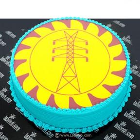 Printed Cake - 2.2lb (Round)