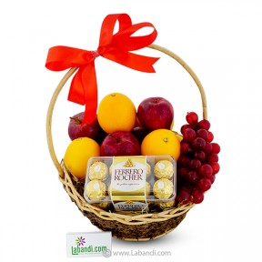 Fruitful Love Basket