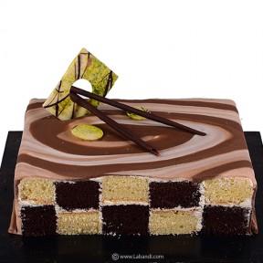Batten-burg Cake - 1kg