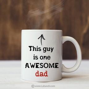 Mug For Dad - 02