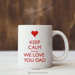 Mug For Dad - 07