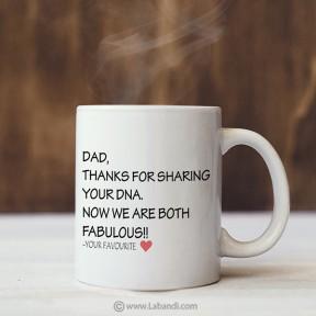 Mug for Dad - 09
