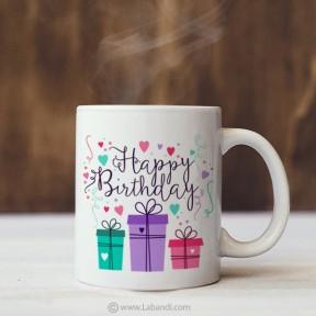 Birthay Mug - 01