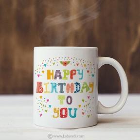 Birthday Mug -12