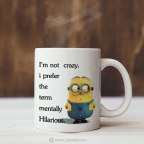 Funny Mug  -12