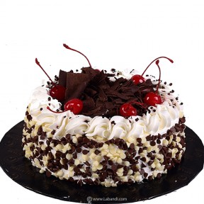 Black Forest Gateaux - 1kg