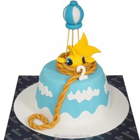 Fish in the Sky Cake -...