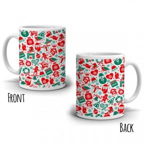 Christmas Mug - 10
