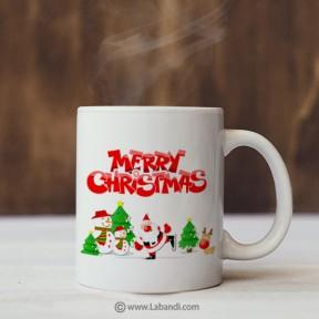 Christmas Mug - 12