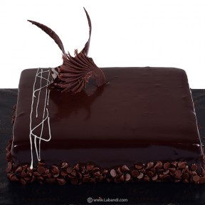 Chocolate Fudge Cake - 1kg