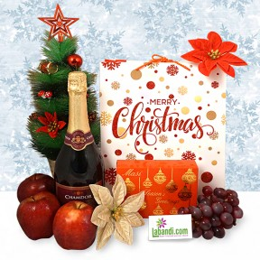 Sparking Christmas Gift Pack
