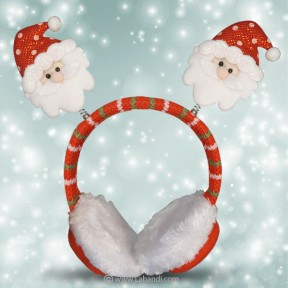Novelty Christmas Earmuffs