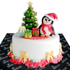 Christmas Party Cake - 3.3lb
