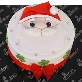 Joyful Santa Cake - 1.7lb